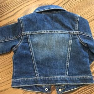 Children's Place Jackets & Coats - Children's Place girls jean jacket